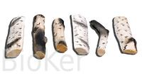 Керамические дрова для биокамина береза, Россия