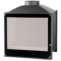 Топка LCI 5 GF BG, черное стекло (Liseo Castiron)