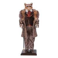 Кот Сэр Генрих - коллекционная кукла