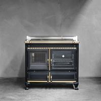 Печь-плита Rustica 100L (J. Corradi)