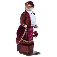 Кошка Леди Парр - коллекционная кукла