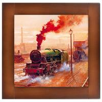 Репродукция картины Поезда-2