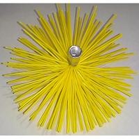 Щетка для дымохода, диаметр 180 мм, нейлон (DMO)